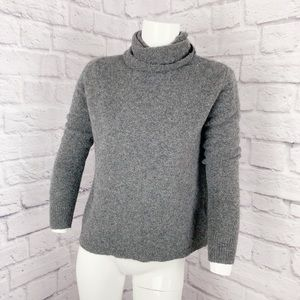 Joie wool cashmere soft knit turtleneck sweater
